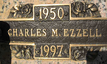 EZZELL, CHARLES M - Mohave County, Arizona | CHARLES M EZZELL - Arizona Gravestone Photos