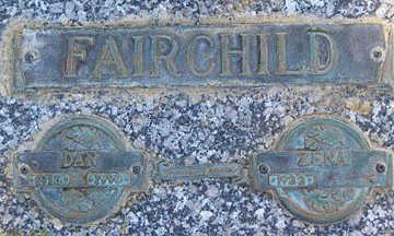 FAIRCHILD, DAN - Mohave County, Arizona   DAN FAIRCHILD - Arizona Gravestone Photos