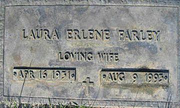 FARLEY, LAURA ERLENE - Mohave County, Arizona | LAURA ERLENE FARLEY - Arizona Gravestone Photos