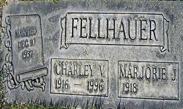 FELLHAUER, MARJORIE - Mohave County, Arizona | MARJORIE FELLHAUER - Arizona Gravestone Photos