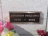 FELLOWS, DOROTHY - Mohave County, Arizona | DOROTHY FELLOWS - Arizona Gravestone Photos