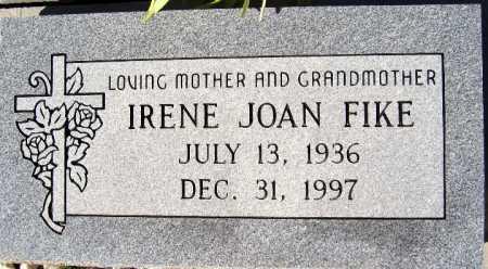 FIKE, IRENE JOAN - Mohave County, Arizona | IRENE JOAN FIKE - Arizona Gravestone Photos