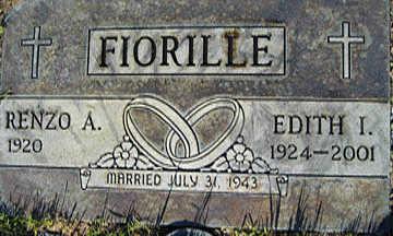 FIORILLE, EDITH I - Mohave County, Arizona | EDITH I FIORILLE - Arizona Gravestone Photos