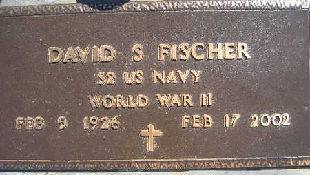 FISCHER, DAVID S - Mohave County, Arizona   DAVID S FISCHER - Arizona Gravestone Photos