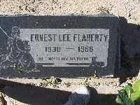 FLAHERTY, ERNEST LEE - Mohave County, Arizona | ERNEST LEE FLAHERTY - Arizona Gravestone Photos