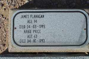 FLANAGAN, JAMES - Mohave County, Arizona | JAMES FLANAGAN - Arizona Gravestone Photos