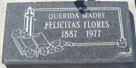 FLORES, FELICITAS - Mohave County, Arizona | FELICITAS FLORES - Arizona Gravestone Photos