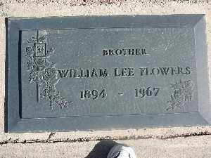 FLOWERS, WILLIAM LEE - Mohave County, Arizona | WILLIAM LEE FLOWERS - Arizona Gravestone Photos