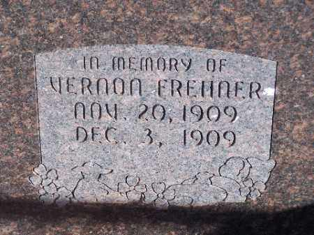 FREHNER, VERNON - Mohave County, Arizona | VERNON FREHNER - Arizona Gravestone Photos