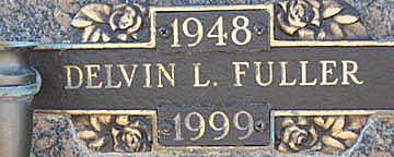 FULLER, DELVIN L - Mohave County, Arizona | DELVIN L FULLER - Arizona Gravestone Photos