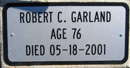 GARLAND, ROBERT C - Mohave County, Arizona | ROBERT C GARLAND - Arizona Gravestone Photos