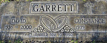 GARRETT, CONSTANCE - Mohave County, Arizona | CONSTANCE GARRETT - Arizona Gravestone Photos