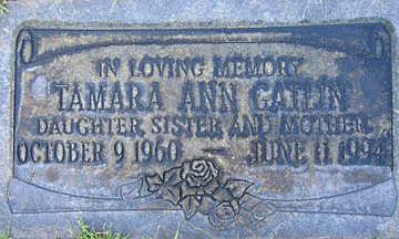 GATLIN, TAMARA ANN - Mohave County, Arizona | TAMARA ANN GATLIN - Arizona Gravestone Photos
