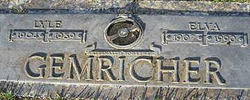 GEMRICHER, ELVA - Mohave County, Arizona | ELVA GEMRICHER - Arizona Gravestone Photos