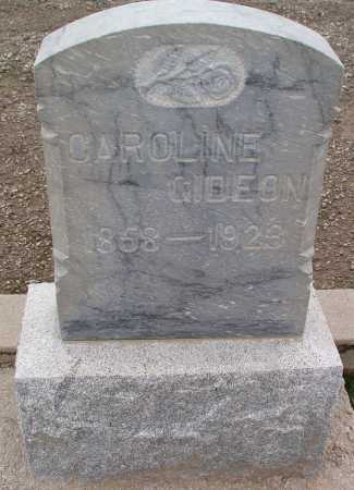 GIDEON, CAROLINE - Mohave County, Arizona | CAROLINE GIDEON - Arizona Gravestone Photos