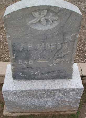 GIDEON, J.P. - Mohave County, Arizona   J.P. GIDEON - Arizona Gravestone Photos