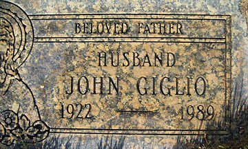 GIGLIO, JOHN - Mohave County, Arizona | JOHN GIGLIO - Arizona Gravestone Photos