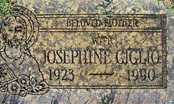 GIGLIO, JOSEPHINE - Mohave County, Arizona   JOSEPHINE GIGLIO - Arizona Gravestone Photos