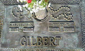 GILBERT, MARCELLUS N - Mohave County, Arizona | MARCELLUS N GILBERT - Arizona Gravestone Photos