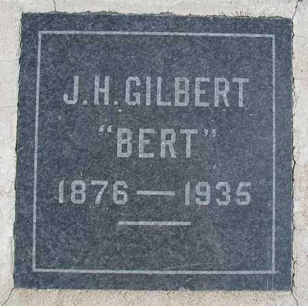 "GILBERT, J. H. ""BERT"" - Mohave County, Arizona | J. H. ""BERT"" GILBERT - Arizona Gravestone Photos"