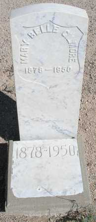 GILMORE, MARY BELLE - Mohave County, Arizona   MARY BELLE GILMORE - Arizona Gravestone Photos