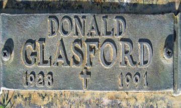GLASFORD, DONALD - Mohave County, Arizona   DONALD GLASFORD - Arizona Gravestone Photos