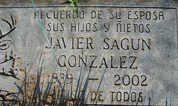 GONZALEZ, JAVIER SAGUN - Mohave County, Arizona | JAVIER SAGUN GONZALEZ - Arizona Gravestone Photos