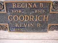 GOODRICH, REGINA B - Mohave County, Arizona | REGINA B GOODRICH - Arizona Gravestone Photos