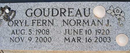 GOUDREAU, ORLY FERN - Mohave County, Arizona | ORLY FERN GOUDREAU - Arizona Gravestone Photos