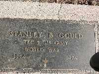 GOULD, STANLEY B - Mohave County, Arizona | STANLEY B GOULD - Arizona Gravestone Photos