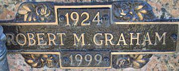 GRAHAM, ROBERT M - Mohave County, Arizona | ROBERT M GRAHAM - Arizona Gravestone Photos