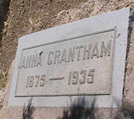 GRANTHAM, ANNA - Mohave County, Arizona | ANNA GRANTHAM - Arizona Gravestone Photos