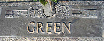 GREEN, GERALD L - Mohave County, Arizona | GERALD L GREEN - Arizona Gravestone Photos