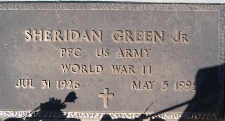 GREEN JR, SHERIDAN - Mohave County, Arizona | SHERIDAN GREEN JR - Arizona Gravestone Photos