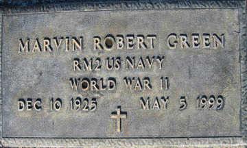 GREEN, MARVIN ROBERT - Mohave County, Arizona   MARVIN ROBERT GREEN - Arizona Gravestone Photos