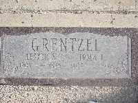 GRENTZEL, IRMA L - Mohave County, Arizona | IRMA L GRENTZEL - Arizona Gravestone Photos