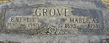 GROVE, MABLE A - Mohave County, Arizona | MABLE A GROVE - Arizona Gravestone Photos