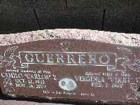 GUERRERO, CAMILO Z - Mohave County, Arizona | CAMILO Z GUERRERO - Arizona Gravestone Photos