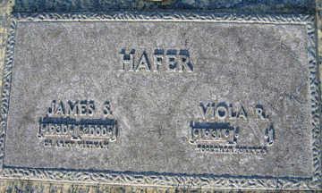 HAFER, JAMES S - Mohave County, Arizona   JAMES S HAFER - Arizona Gravestone Photos