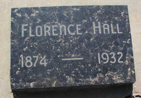 HALL, FLORENCE - Mohave County, Arizona | FLORENCE HALL - Arizona Gravestone Photos