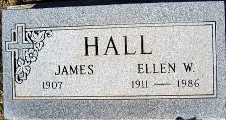 HALL, JAMES - Mohave County, Arizona   JAMES HALL - Arizona Gravestone Photos