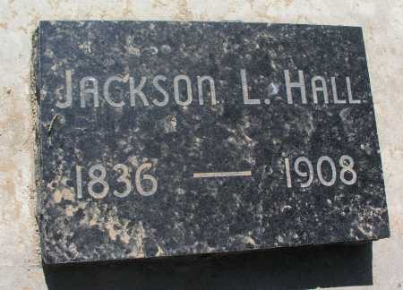 HALL, JACKSON L. - Mohave County, Arizona | JACKSON L. HALL - Arizona Gravestone Photos