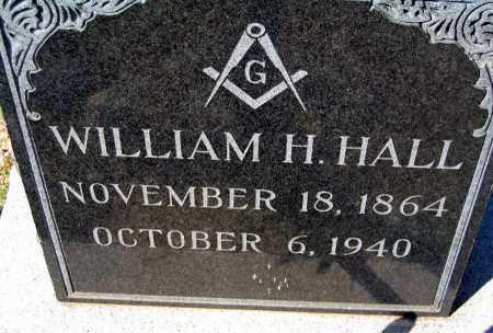 HALL, WILLIAM H - Mohave County, Arizona | WILLIAM H HALL - Arizona Gravestone Photos