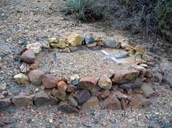 HAMILTON, HENRY MULLUS - Mohave County, Arizona | HENRY MULLUS HAMILTON - Arizona Gravestone Photos