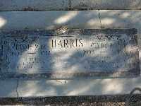 HARRIS, CLYDE N - Mohave County, Arizona | CLYDE N HARRIS - Arizona Gravestone Photos