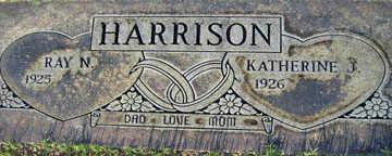 HARRISON, KATHERINE J - Mohave County, Arizona | KATHERINE J HARRISON - Arizona Gravestone Photos
