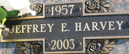 HARVEY, JEFFREY E - Mohave County, Arizona | JEFFREY E HARVEY - Arizona Gravestone Photos