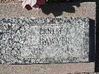 HAWVER, ERNEST B - Mohave County, Arizona | ERNEST B HAWVER - Arizona Gravestone Photos