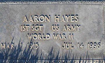 HAYES, AARON - Mohave County, Arizona | AARON HAYES - Arizona Gravestone Photos