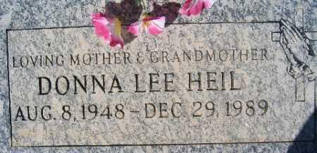 HEIL, DONNA LEE - Mohave County, Arizona | DONNA LEE HEIL - Arizona Gravestone Photos